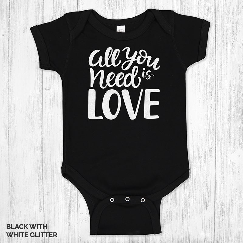 All You Need Is Love 1183 Black
