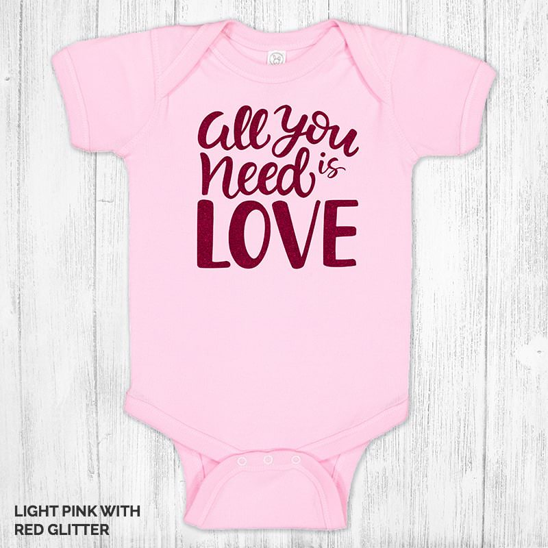 All You Need Is Love 1183 Light Pink