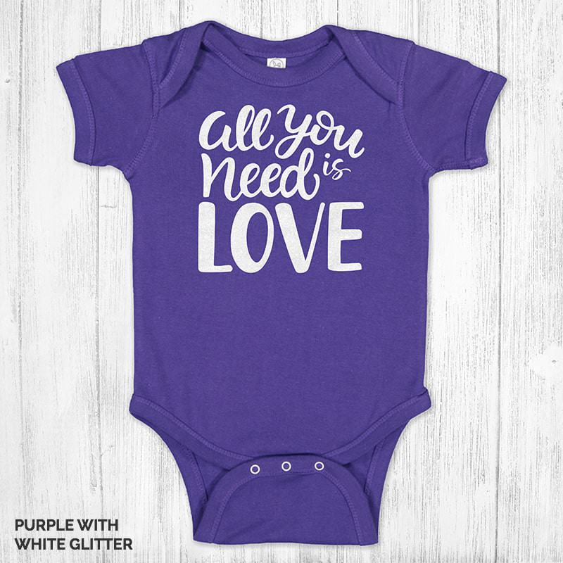 All You Need Is Love 1183 Purple