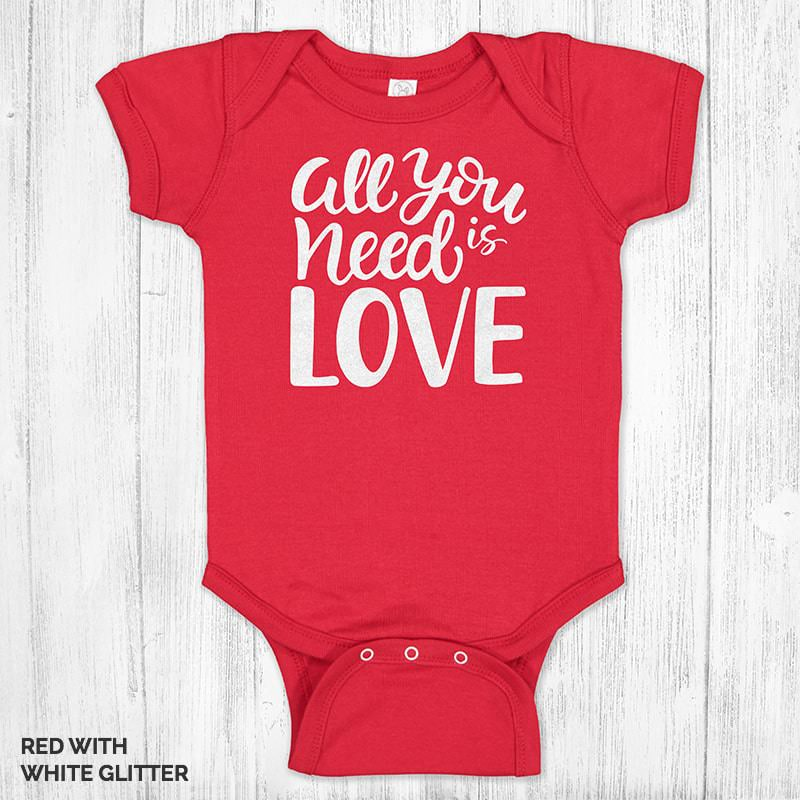 All You Need Is Love 1183 Red