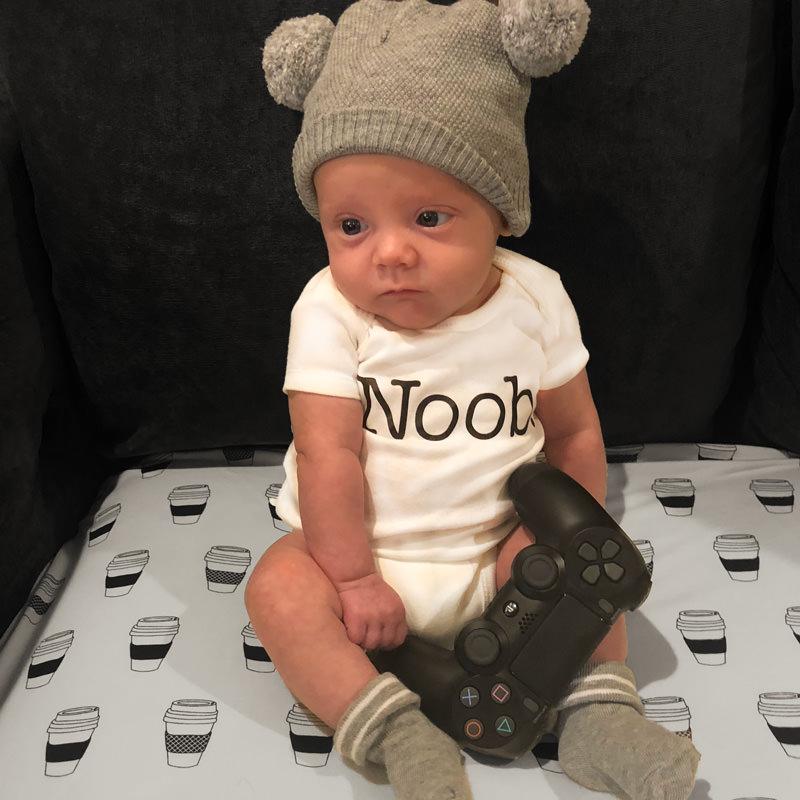 A little NOOB - Hunter
