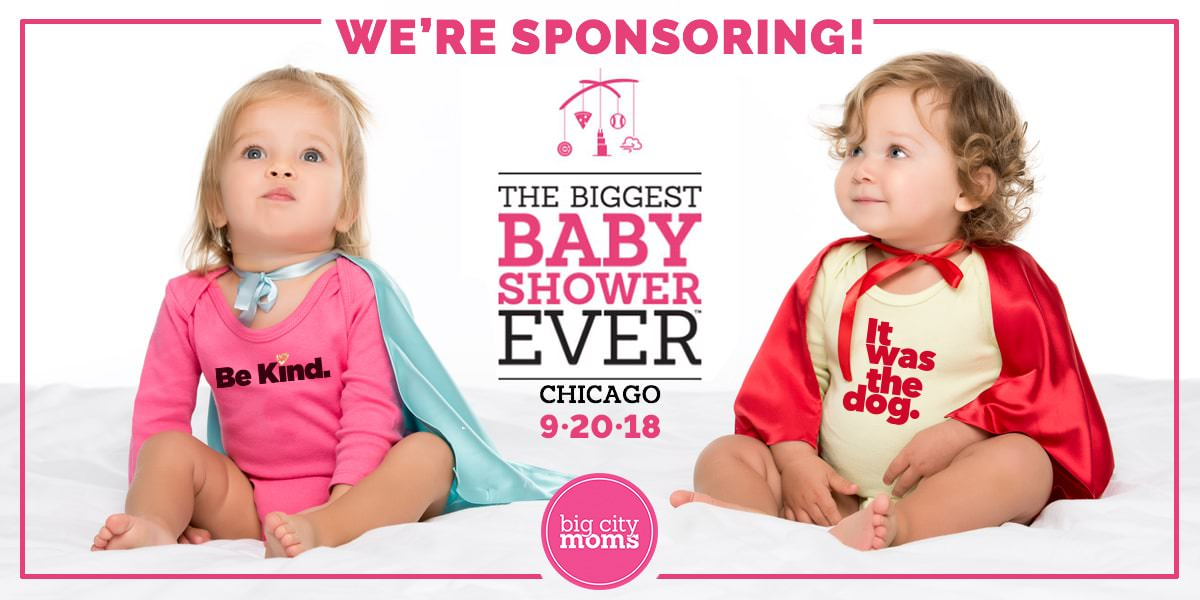 We are Sponsoring The Biggest Baby Shower Event