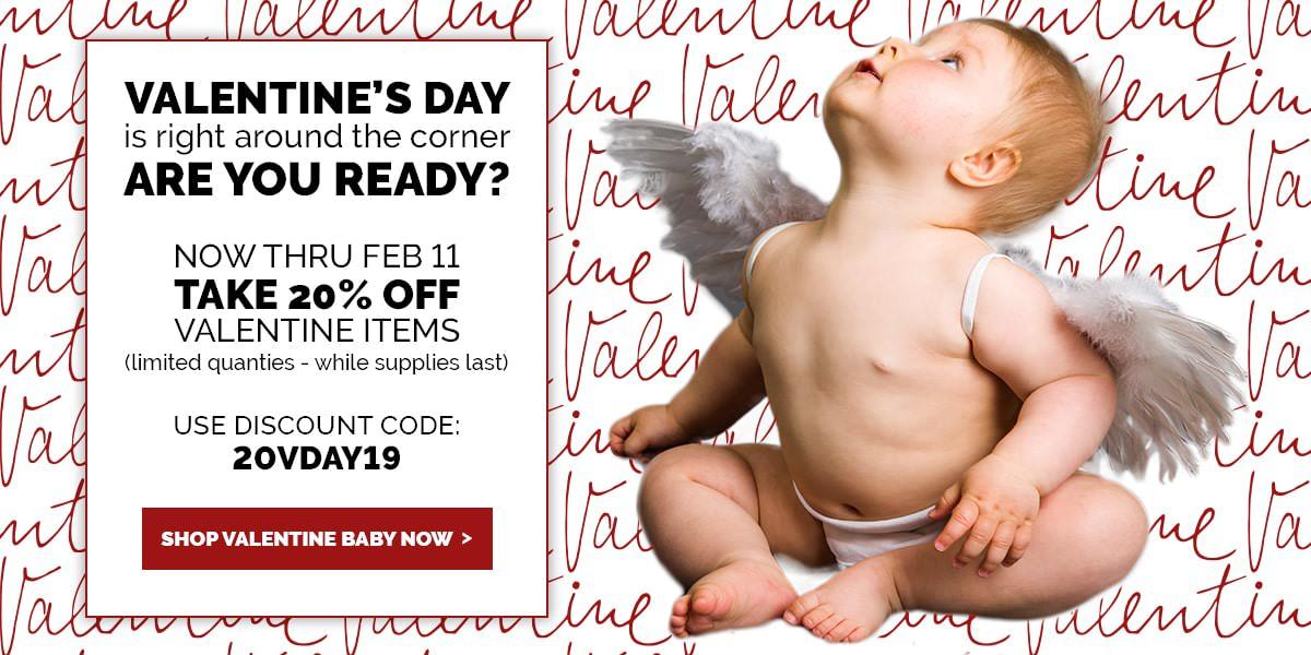 Valentine Sale Hero Image